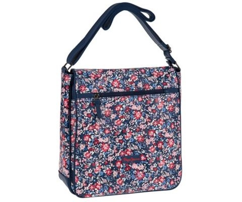 FLOWER Laptop Torba Na Rame