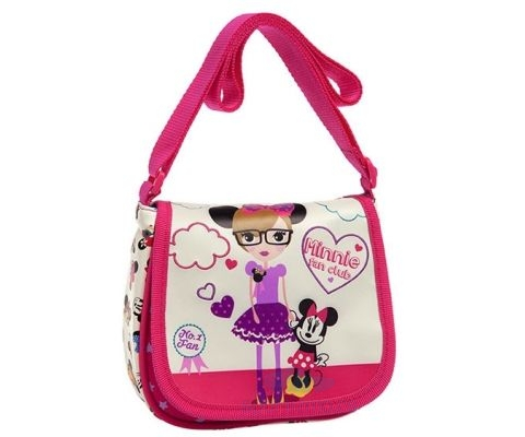 MINNIE MOUSE TORBA Minnie Fun Club