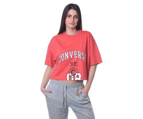 CONVERSE MAJICA 08 Boxy Women