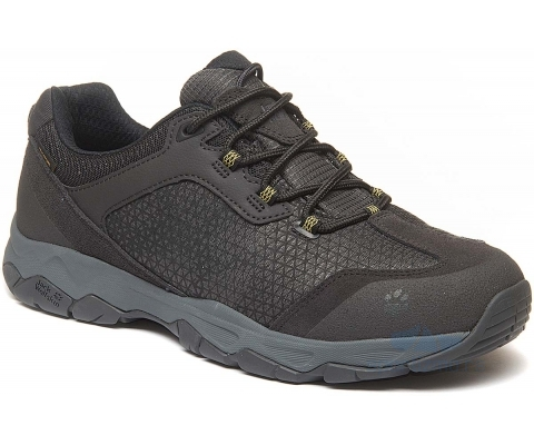 JACK WOLFSKIN CIPELE Rock Hunter Texapore Low Men
