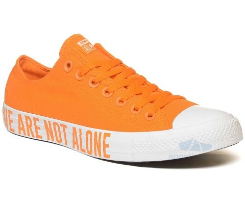 CONVERSE PATIKE Chuck Taylor All Star We Are Not Alone Low Top