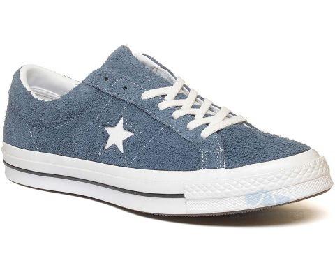 CONVERSE PATIKE One Star Premium Suede Low Top