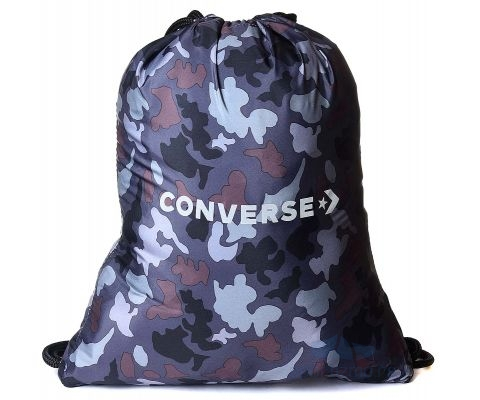 CONVERSE TORBA Mono Camo Cinch Bag