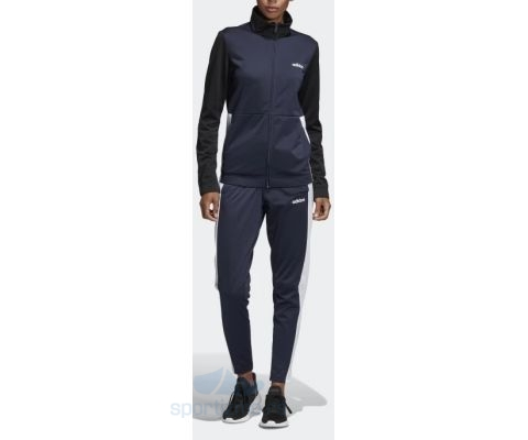 ADIDAS TRENERKA Plain Tricot Track Suit Women