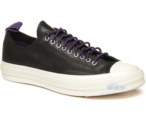 CONVERSE PATIKE Fleece Lined Leather Chuck 70 Ox