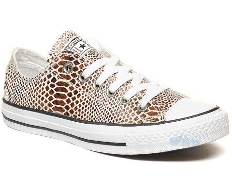 CONVERSE PATIKE Chuck Taylor All Star Fashion Snake Ox