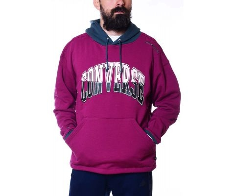 CONVERSE DUKS Twisted Varsity Hoodie Men