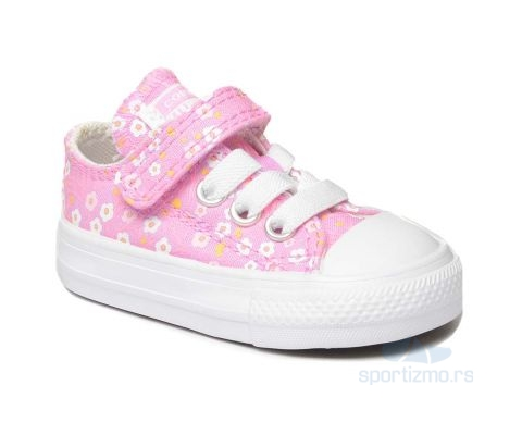CONVERSE PATIKE Ditsy Floral Easy-On Chuck Taylor All Star Low Top
