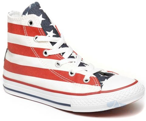 CONVERSE PATIKE Chuck Taylor All Star Print Kids