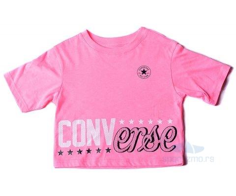 CONVERSE MAJICA Cnvg Mesh Splt Bxy Te Kids