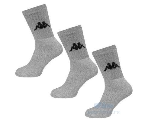 Kappa Čarape Trisper 3Pack Unisex