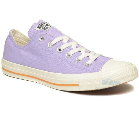 CONVERSE Chuk Taylor All Star Washed Lilac Low
