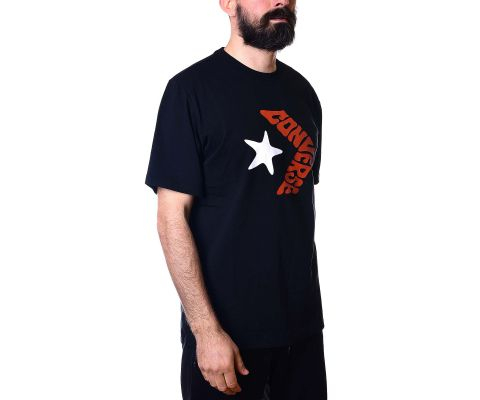 CONVERSE MAJICA Bubble Chevron Tee Men