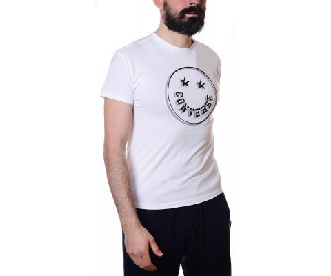 CONVERSE MAJICA Happy Camper Smiley Tee Men