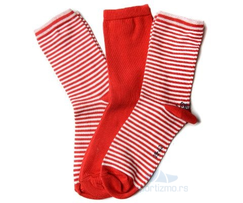 CAMANO ČARAPE Fashion Socks 3p Women
