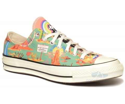 CONVERSE PATIKE Twisted Resort Chuck 70 Ox