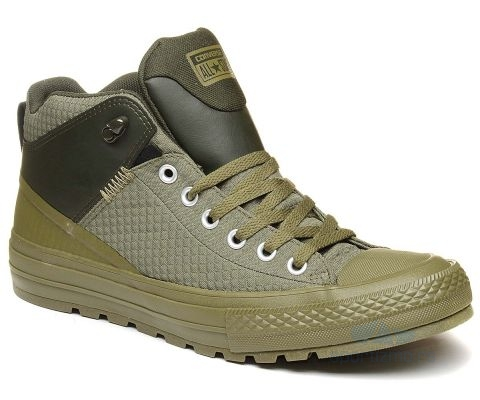 CONVERSE PATIKE Chuck Taylor All Star Street Boot Mid