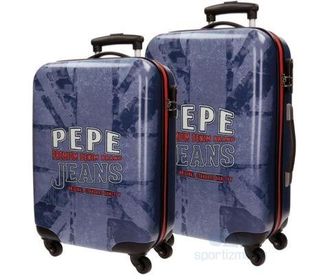 PEPE JEANS Dales JR ABS Set Kofera 2-1