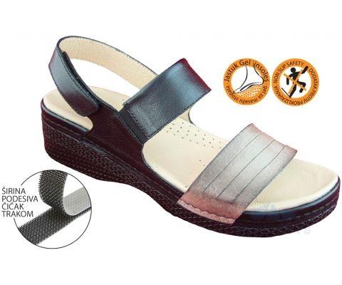 LEON SANDALE Ženske Sandale 411
