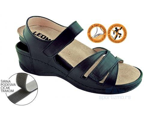 LEON SANDALE Ženske Sandale 2021