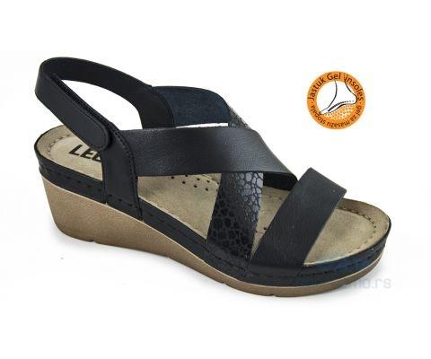 LEON SANDALE Ženske Sandale 1006