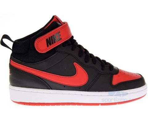 NIKE PATIKE Court Borough Mid 2 Gs Kids
