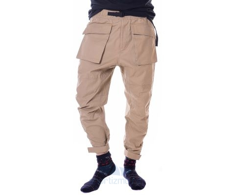 CONVERSE Pantalone Paneled Jogger Nomad Khaki