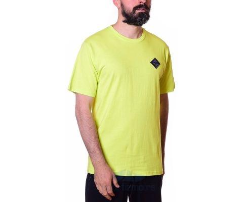CONVERSE Majica Hiltons Short Sleeve Lemon Venom