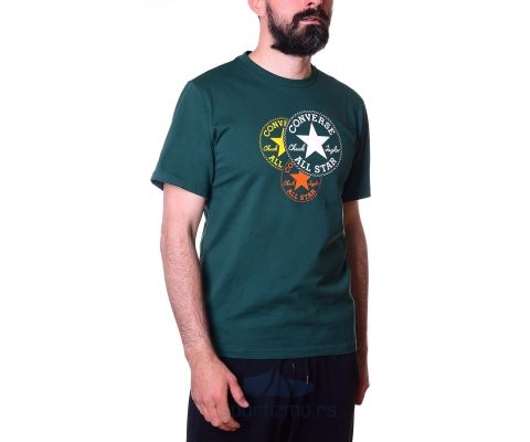 CONVERSE Majica Triple Chuck Patch SS