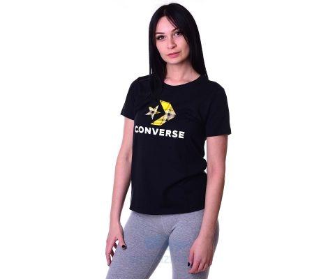 Converse Majica Womens Star Chevron Plaid Infil