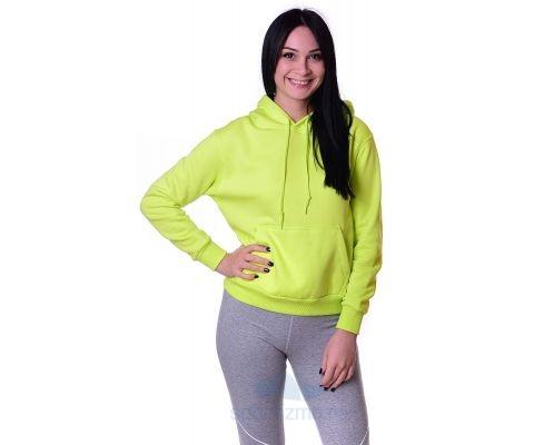 Converse Duks Star Chevron Pullover Hoodie BB Lemon Women
