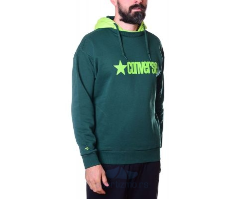 CONVERSE SWEATSHIRT Removeable Hooded Crew