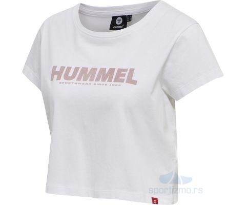 HUMMEL MAJICA K.R. Hmllegacy Woman Cropped