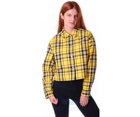 CONVERSE KOŠULJA Reversible Shirt Jacket Women
