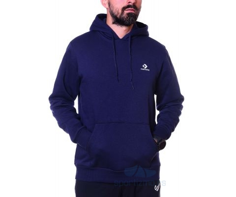 CONVERSE DUKS Embroidered Pullover Hoodie Men
