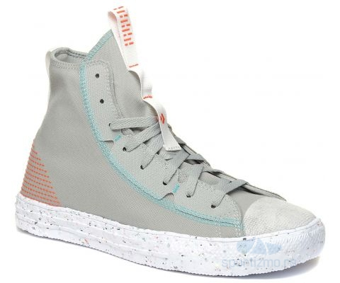 CONVERSE PATIKE Chuck Taylor All Star Crater Renew Knit High Top