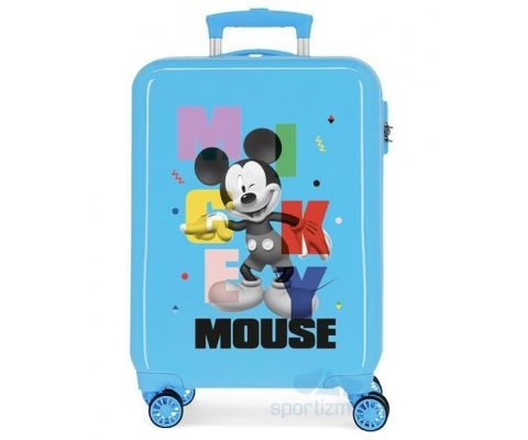 MICKEY ABS KOFER Party 55 cm
