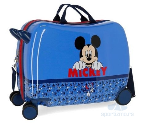 MICKEY ABS Kofer za decu Moods