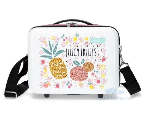 ENSO TORBA Juicy Fruits Beauty Case