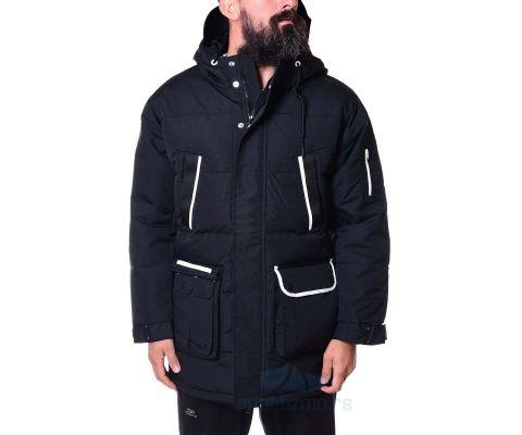 CONVERSE JAKNA Down Mid Lenght Jacket Men