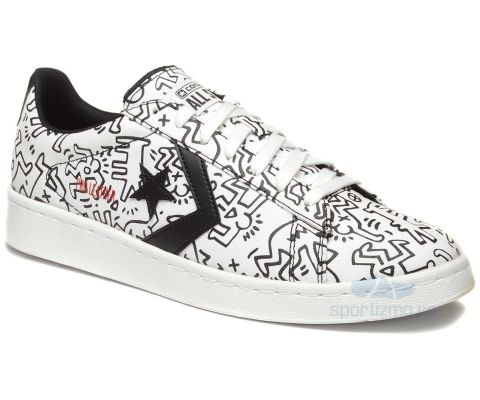 CONVERSE PATIKE Keith Haring Pro Leather