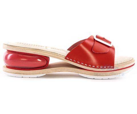 BIANCO MOLINA PAPUČE Vazdušne papuče A200 Crvene
