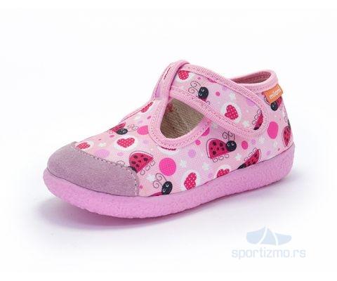 MILAMI PATOFNE Trend Color Pink Ladybug Kids