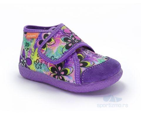 MILAMI PATOFNE Best Color Purple Flowers Kids