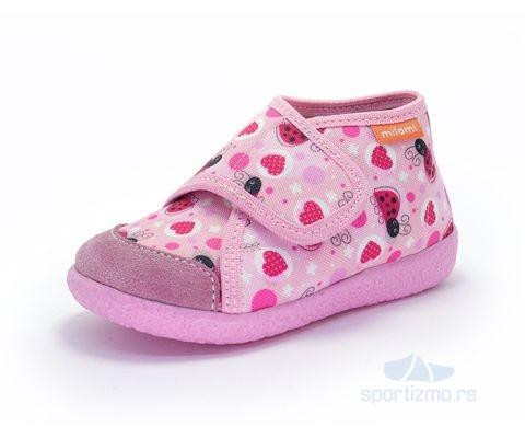 MILAMI PATOFNE Best Color Pink Lady Bug Kids