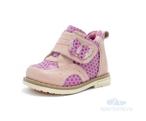 MILAMI CIPELE Zoe Fashion Buterfly Pink