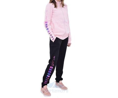 EASTBOUND TRENERKA Komplet Fleece Full Zip Women