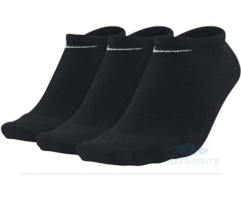 NIKE Čarape 3PPK Value No Show